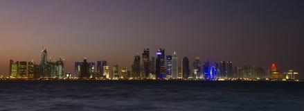 Doha Photographie stock