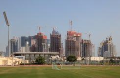 Doha da baixa, Qatar foto de stock