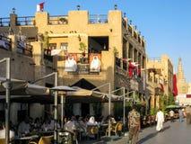 Doha do centro, Catar Imagens de Stock