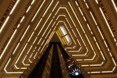doha hotellqatar sheraton Royaltyfri Fotografi