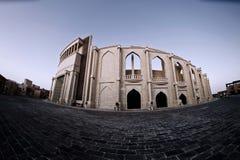 Doha Kulturalny Wioski Amphitheatre Zdjęcia Royalty Free