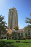 Doha - luxuriöse Rücksortierung, Qatar. Lizenzfreie Stockfotografie