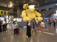 Doha airport Royalty Free Stock Photo