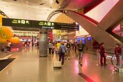 Doha airport Stock Photos