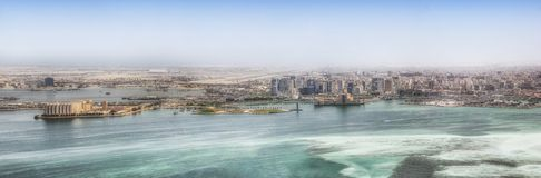 Doha Stock Image