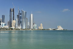 Doha, Qatar Royalty Free Stock Image