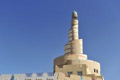 doha qatar Royaltyfria Bilder