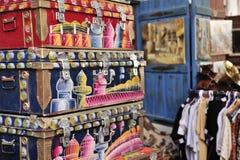 doha qatar Royaltyfri Bild