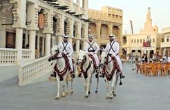 Doha souq Royalty Free Stock Photos