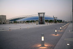 Doha, Qatar, Aspire academy royalty free stock images
