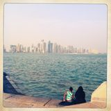 Doha Royalty Free Stock Photography