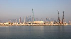 Doha, Qatar, Médio Oriente fotografia de stock royalty free