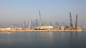 Doha, Qatar, Middle East Royalty Free Stock Photography