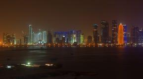 Doha quatar Photos libres de droits