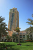 Doha - recurso luxuoso, Qatar. Fotografia de Stock Royalty Free