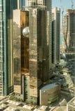 Doha Securities market in Doha Qatar Stock Images