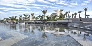 Doha Sheraton Hotel and Resort Stock Photos