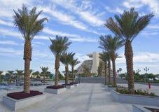Doha Sheraton Hotel and Resort Royalty Free Stock Photos