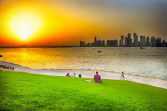 Doha Royalty Free Stock Photo