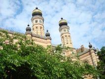 Dohany-Straßen-Synagoge Lizenzfreie Stockfotografie