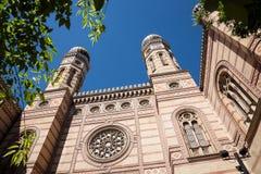 Dohany Street Synagogue, Budapest Stock Photos