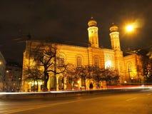Dohany Synagogue Stock Photography
