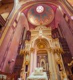 Dohany ulicy synagoga Zdjęcie Stock