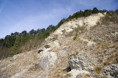 dohlenstein góra Zdjęcia Stock