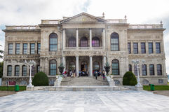 Dohlmabace Palace Istanbul Stock Photography