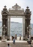Dohlmabace-Palast Istanbul Lizenzfreies Stockfoto