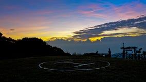 Doi Ang Khang, Chiang Mai,泰国 库存照片