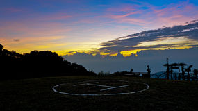 Doi Ang Khang, Chiang Mai, Thailand Stock Photos