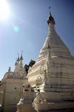 Doi Gong-mu pagod Royaltyfri Fotografi