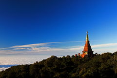 Doi Inthanon. National park in the north of thailand Stock Image