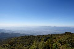 Doi Inthanon Stock Photo