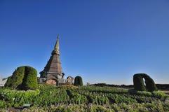 Doi Inthanon av Thailand Royaltyfria Bilder
