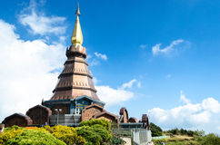 Doi Inthanon. Chiang Mai, Thailand Royalty Free Stock Images