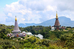 Doi Inthanon, Chiang Mai Royalty Free Stock Image