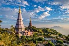 Doi Inthanon - Chiang mai - Thailand Royalty Free Stock Photography