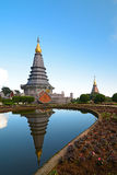Doi Inthanon national park Stock Photo