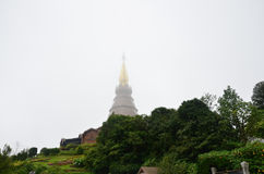 Doi Inthanon National Park located in MaeChaem ChiangMai Thailand Stock Image
