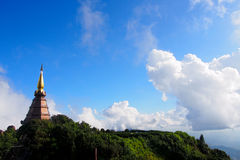 Doi Inthanon National Park Royalty Free Stock Photos