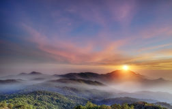 Doi Inthanon National park Stock Photography