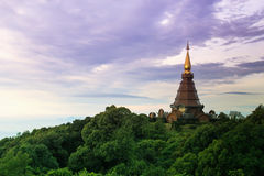 Doi Inthanon national park, Thailand Royalty Free Stock Photo