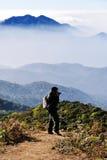 Doi Inthanon Thailand Arkivbilder