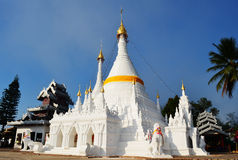 Doi Kong Mu pagod Arkivfoton