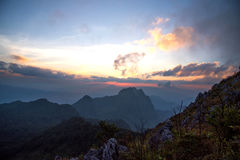 Doi Laung Chiang Dao - Chiangmai Thailand Stockbild