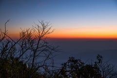 Doi Laung Chiang Dao - Chiangmai Thailand Lizenzfreies Stockbild