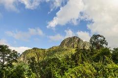 Doi Luang Chiang Dao на провинции Чиангмая в Таиланде Стоковая Фотография