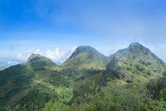 Doi Luang Chiang Dao Chiang Gubernialny Mai Zdjęcie Royalty Free